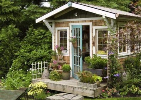 garden shed backyard landscaping yard ideas guest house