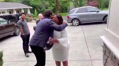 russell wilson bought  mom  wild gift  mothers day