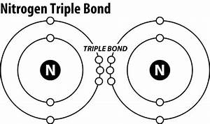 Why Does Nitrogen Form Three Bonds