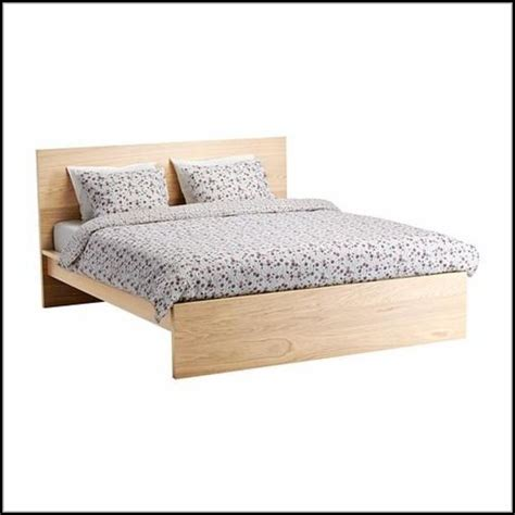 Malm Bett Birke  Betten  House Und Dekor Galerie #lkgpdvbgbe