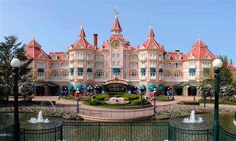 Prezzo Biglietto Ingresso Disneyland Hotel A Disneyland Gli Hotel Disney Ufficiali 2018