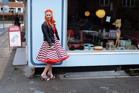 How i got the courage to wear rockabilly dresses everyday
