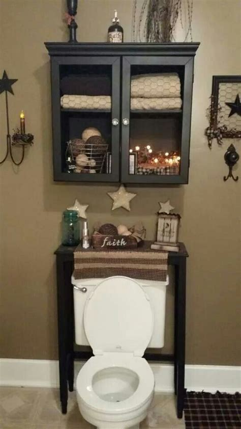 country bathroom decor images  pinterest