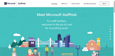 5 minutes to ms how to get started with microsoft staffhub in less than 5
