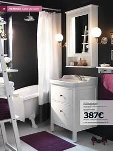Salle De Bain Cosy : salle de bains ikea le meilleur du catalogue c t maison ~ Dailycaller-alerts.com Idées de Décoration