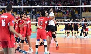 Volleyball national team prepares for Mediterranean games ...