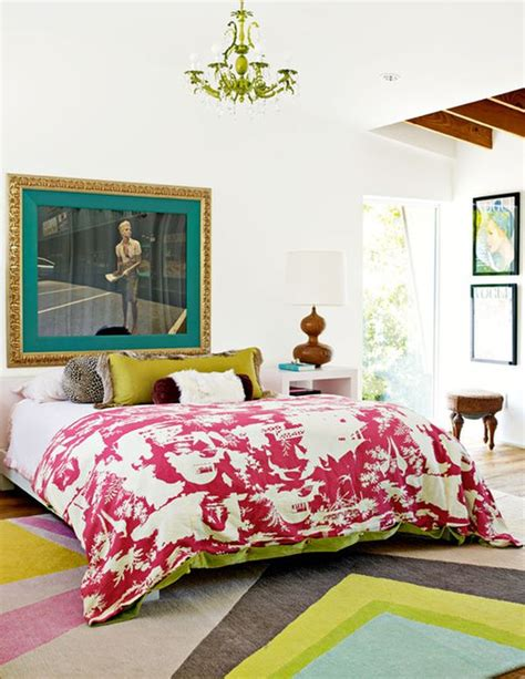 Bedroom Ideas Eclectic by Eclectic Home Design Style Characteristics