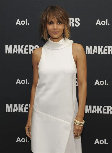 halle berry  makers conference  rancho palos