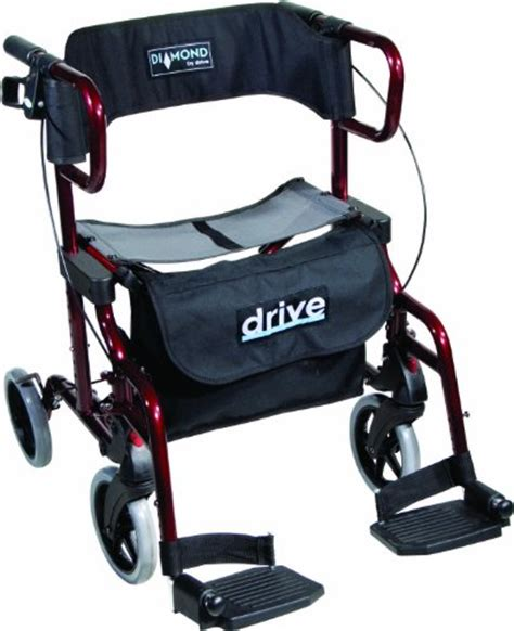 Bariatric Transport Chair Rollator by Best Transport Chairs 2016 Top 10 Transport Chairs