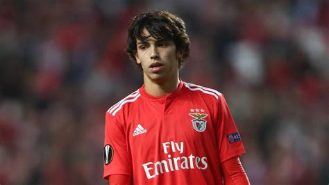 Joao felix started out by playing football in his family's living room. Atletico offers €126 million for Benfica's Joao Felix