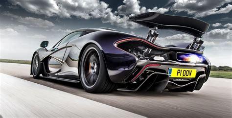 Mclaren Supercar :  Mclaren P1 Supercar First Look