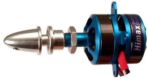 Electric Rotating Motor by Himax Contra Rotating Motors