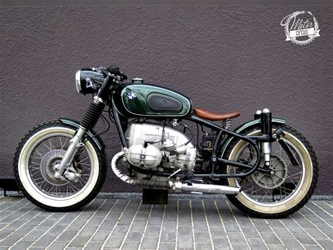 Bomber Bmw R50 Bobber Motorcircus