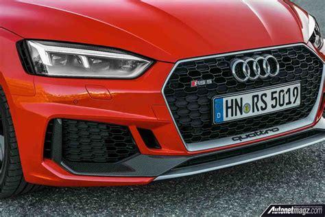 Gambar Mobil Audi Rs5 by Sisi Depan Audi Rs5 Coupe Carbon Edition Autonetmagz