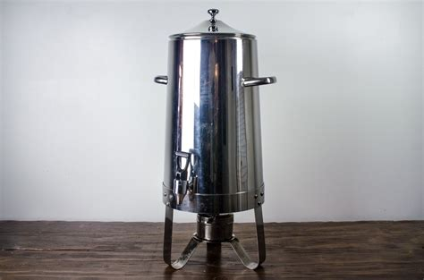 Coffee Urn, Stainless 50 Cup Bulletproof Coffee Vs Mct Oil Death Wish Horn Chicago Is It Good For You Frother Gift Card Ireland Nutrition Label