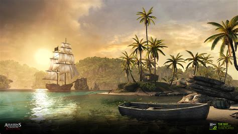 Download The Assassin's Creed Iv Black Flag Wallpapers