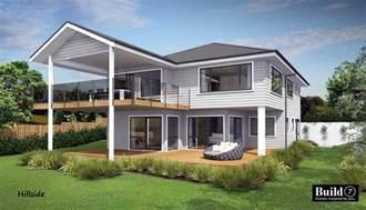 spectacular house plans for hillsides house plan hillside b7 build7 new zealand