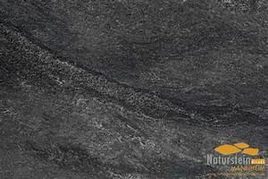 Schwarzer Granit Qm Preis : naturstein direkt mannheim quarzit bodenbelag centaurus gold satinato schwarz mit goldener ~ Markanthonyermac.com Haus und Dekorationen