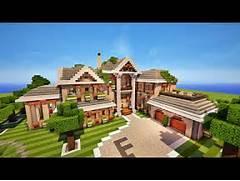 Beautiful Maison Moderne De Luxe Minecraft Pictures - Nettizen.us ...