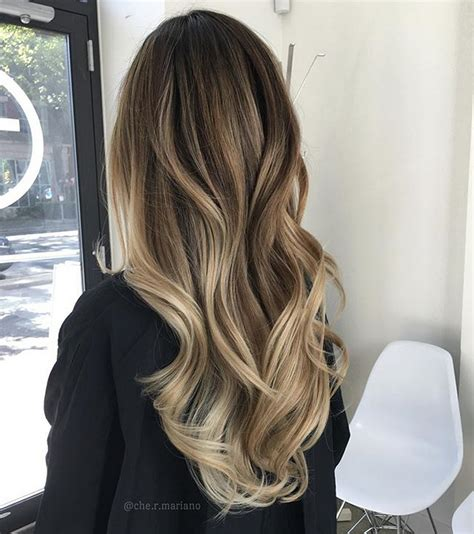 Hairstyles And Haircuts Ideas Long To Medium Ombre And