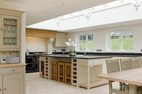 kitchen contractors island georgian house country kitchen by amelia
