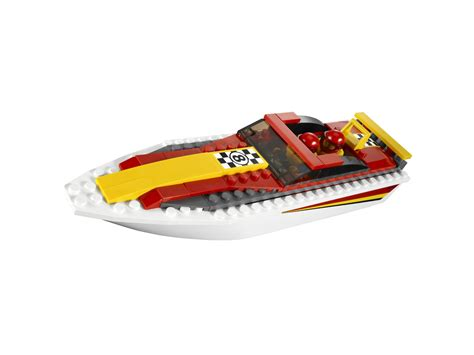 Power Transporter by Power Boat Transporter 4643 City Brick Browse Shop Lego 174