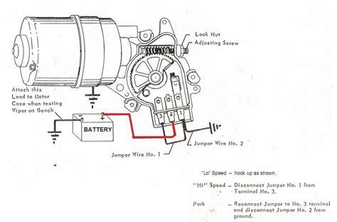 Wiper Motor Issue Parts Help Corvetteforum