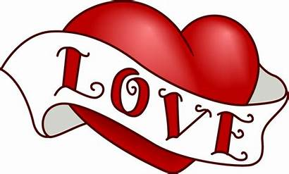 Clipart Clip Heart Valentine Hearts Clipartion Valentines