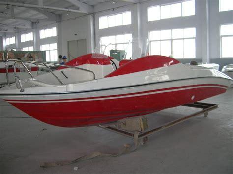 2 Person Crew Boat by 12seats Fiberglass Outboard Engine Model Passenger Crew