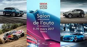 Salon Auto Genève : peugeot au salon de l automobile de gen ve 2017 news f line ~ Maxctalentgroup.com Avis de Voitures