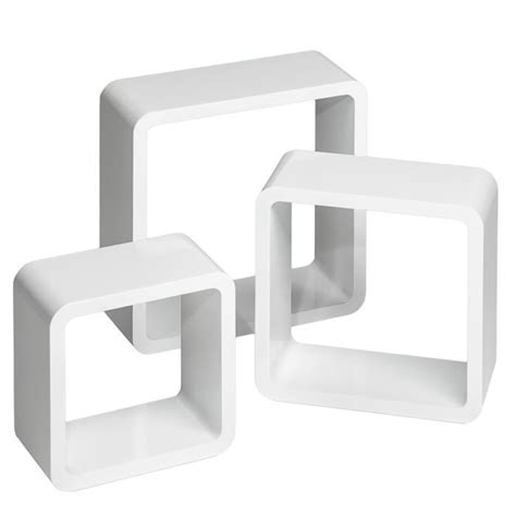 Etagère Murale Cube  Achat  Vente Etagère Murale Cube