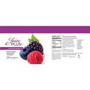 Juice Plus Label