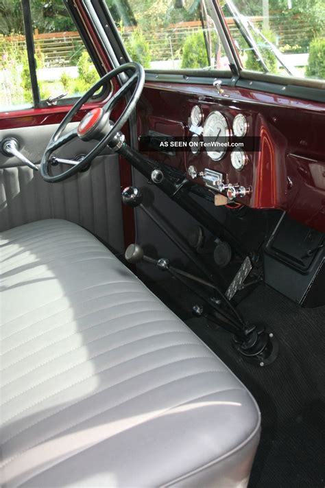 willys jeep interior 1000 images about willys truck interiors on pinterest