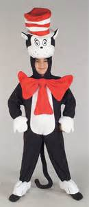 dr seuss cat in the hat costume dr seuss costumes for costume