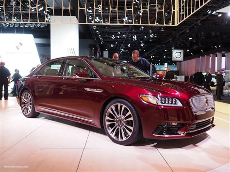 2017 Lincoln Continental Length by Gmi Spies 2017 Lincoln Continental Page 7