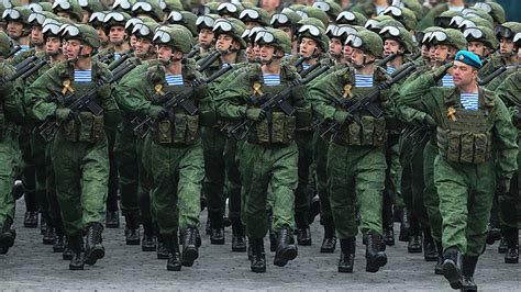 Foreigners in Russian military approved for