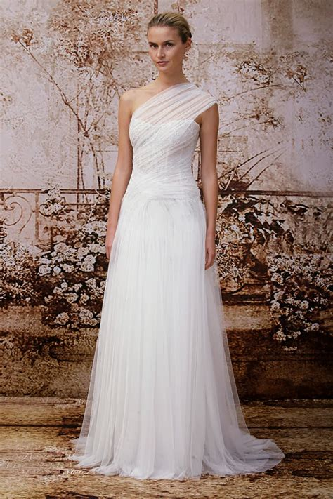 Monique Lhuillier Fall 2014 Bridal Collection Belle The