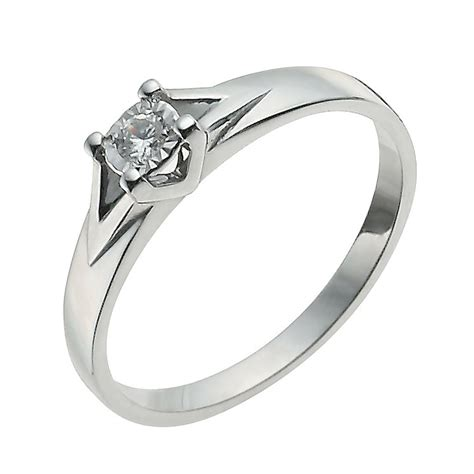 9ct White Gold Illusion Diamond Solitaire Ring  Hsamuel. Vending Machine Rings. Beloved Open Gallery Engagement Rings. Swirly Engagement Rings. Color Sapphire Engagement Rings. Couple Rings. Chocolate Rings. Circular Wedding Rings. Round Classic Engagement Rings