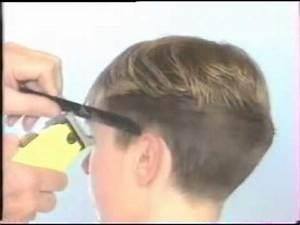 Comment Couper Les Cheveux Courts : comment se couper les cheveux en coupe soleil youtube hair cheveux courts homme ~ Farleysfitness.com Idées de Décoration
