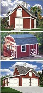 barn plans country garage plans and workshop plans With build bigger barns
