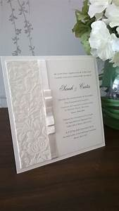 574 best images about cards wedding invites on pinterest for Luxury handcrafted wedding invitations