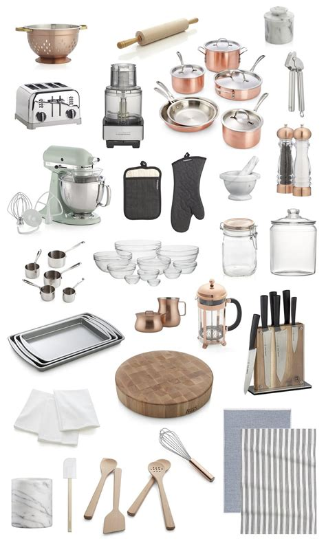How To Set Up A Kitchen  Crate And Barrel Blog