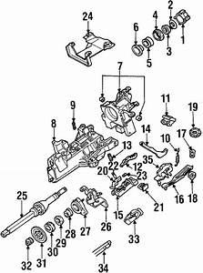 Ford Windstar Steering Column Bearing  Wheel  Tilt  Small
