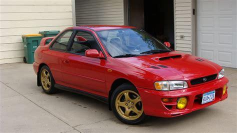 Maverick35 1998 Subaru Impreza2.5rs Coupe 2d Specs, Photos