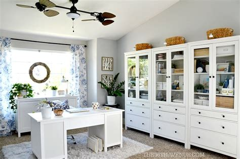 Above Kitchen Cabinet Decor Ideas - home office decor reveal part one the 36th avenue
