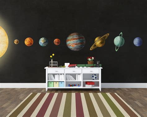'solar System' (wall Mural). Product Code