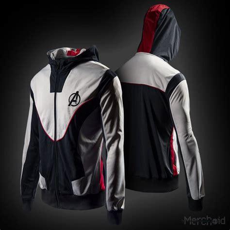 avengers endgame quantum realm suit sport jacket