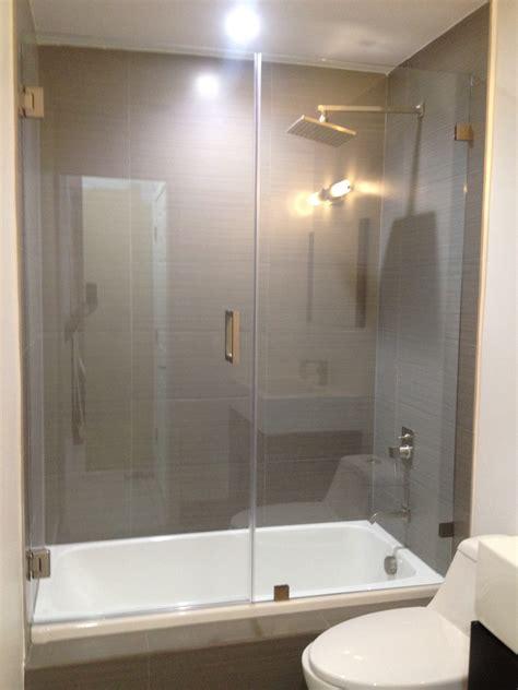 remarkable tub glass door designs beautiful bathroom