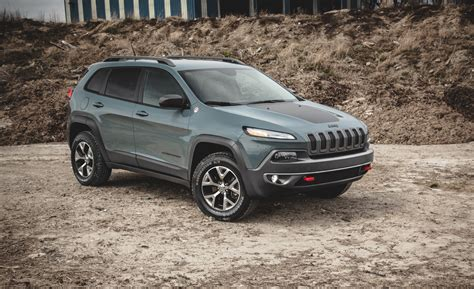 jeep hawk trail jeep cherokee trailhawk test drive