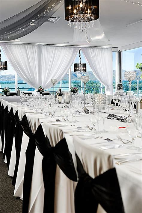 seated wedding reception at nandina function rooms